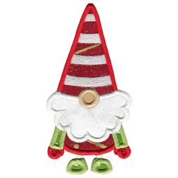 Boy Gnome Applique