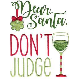 Dear Santa Don