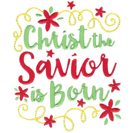 Christ The Savior Is Born