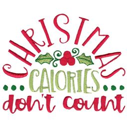 Christmas Calories Don