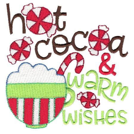 Hot Cocoa And Warm Wishes