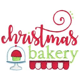 Christmas Bakery