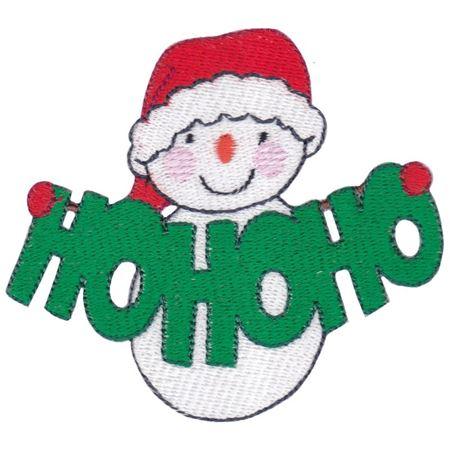 Ho Ho Ho Snowman