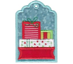 Gifts Christmas Tag