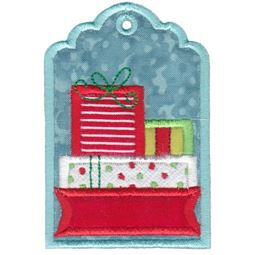 Gifts Christmas Tag