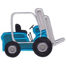 Forklift Applique
