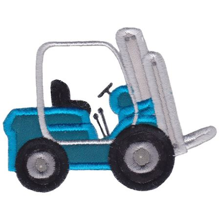 Forklift Applique