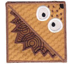Porcupine ITH Corner Bookmark