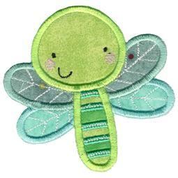 Applique Dragonfly