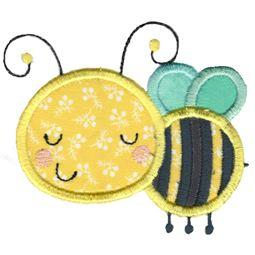 Applique Bee
