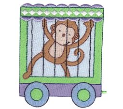 Monkey Carriage