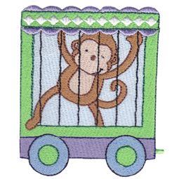 Monkey Carriage