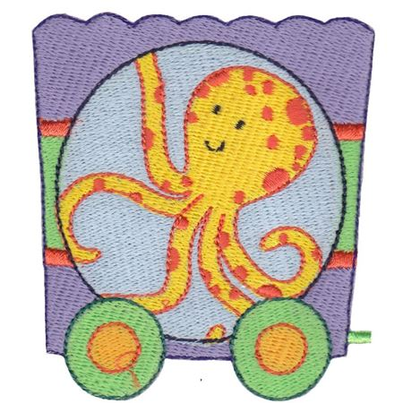 Octopus Carriage