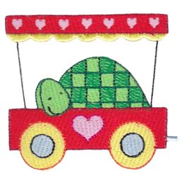 Turtle Carriage