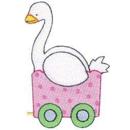 Swan Carriage
