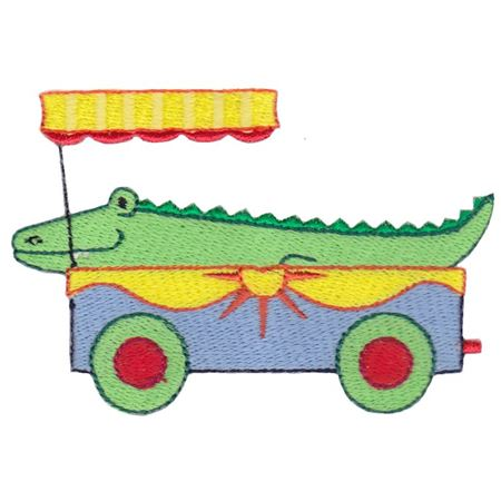 Alligator Carriage