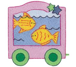 Fish Carriage