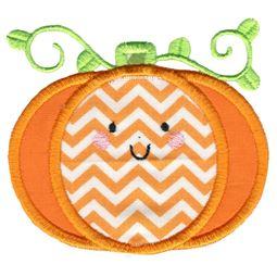 Applique Pumpkin