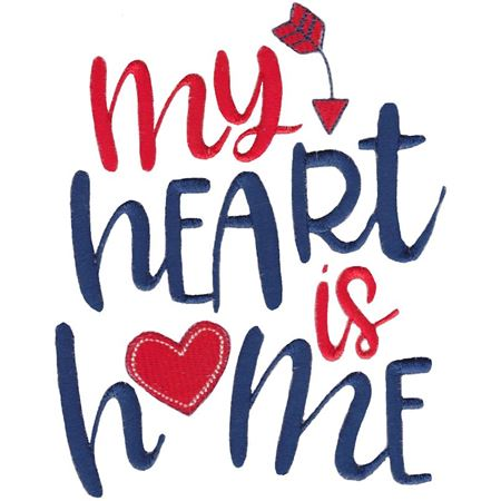 My Heart Is Home