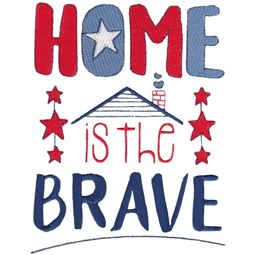 Home Is The Brave