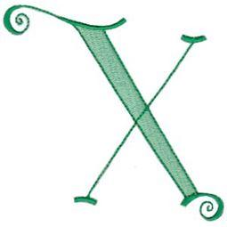 Dominique Alphabet Capital X