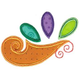 Doodles Applique 8