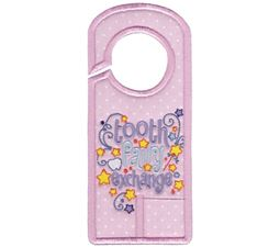 Tooth Fairy Exchange Door Hanger
