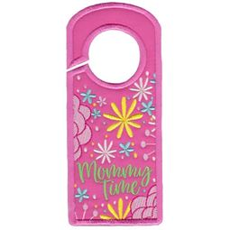 Mommy Time Door Hanger