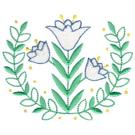 Easter Lily Laurel