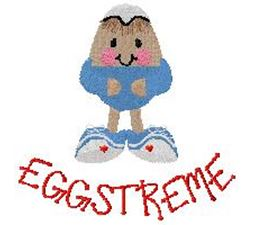 Eggstreme Egghead