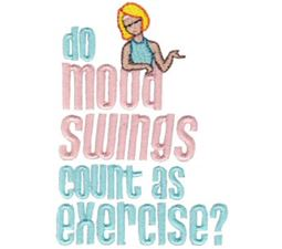 Do Mood Swings Count As Exercise