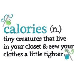 Funny Calories Definition
