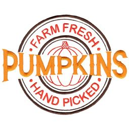 Farm Fresh Pumpkins Hand Picked