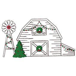 Vintage Farm Barn