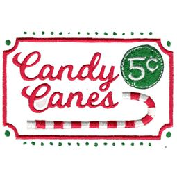 Candy Canes 5c