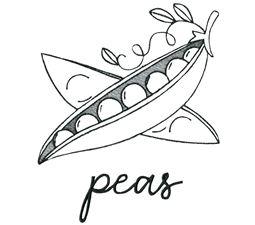 Farmhouse Peas