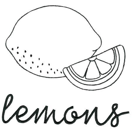 Farmhouse Lemons