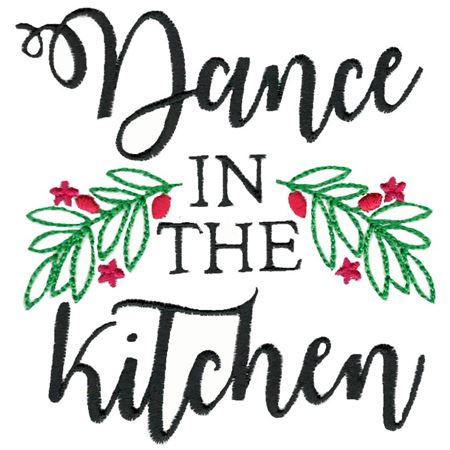 Dance In The Kitchen