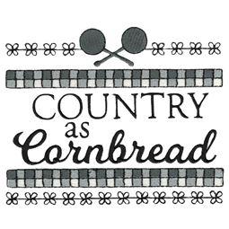 Country As Cornbread