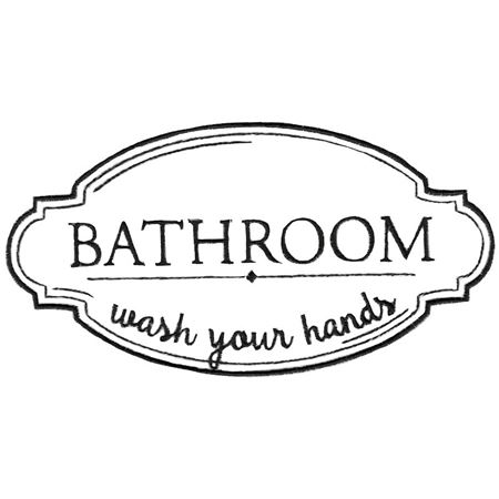 Bathroom Wash Your Hands