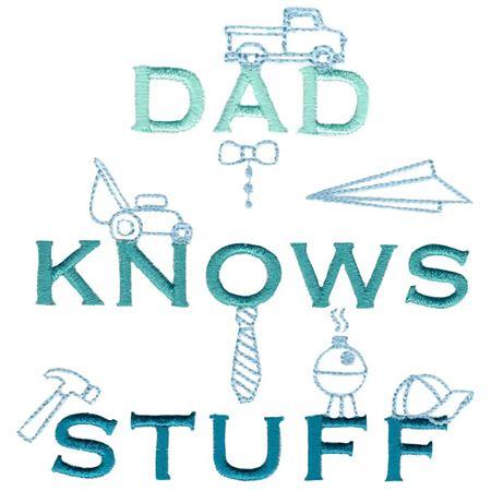 Dad Knows Stuff