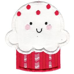 Applique Cupcake