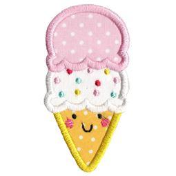 Applique Ice-Cream