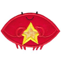 Star Crab Applique