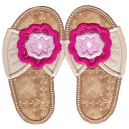 Flip Flops Applique 10