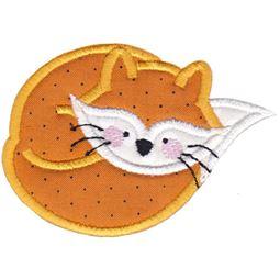 Foxy Applique 1