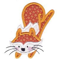 Foxy Applique 11