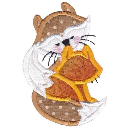 Foxy Applique 13