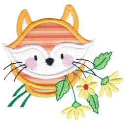 Foxy Applique 4