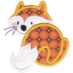 Foxy Applique 6